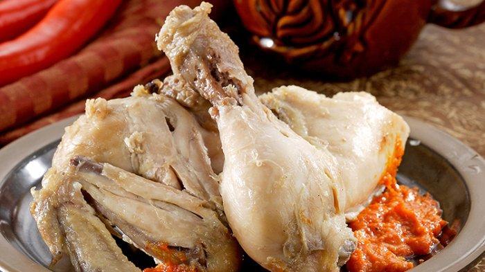 resep ayam pop khas padang